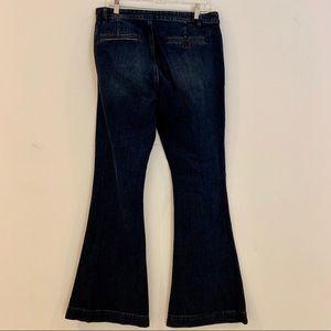 Ralph Lauren NWT book cut dark jeans 31